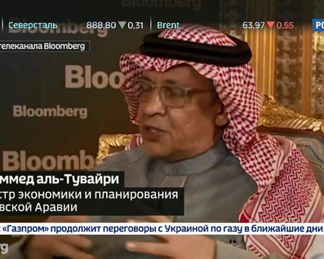 Министр экономики Саудовской Аравии: стоимость Saudi Aramco весьма значительная — позволим рынку в этом убедиться