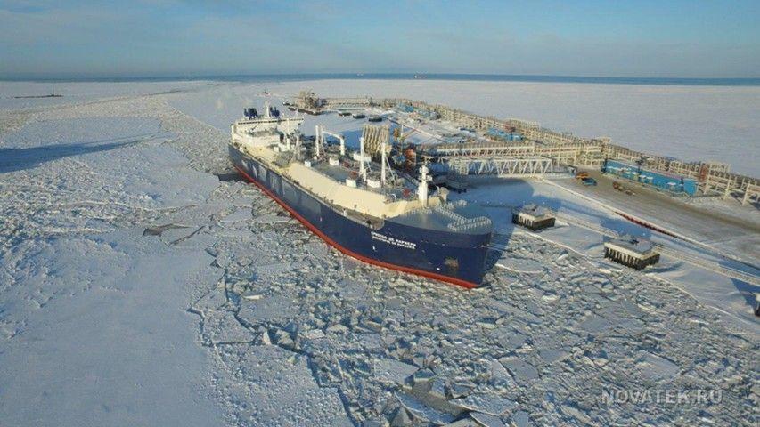 «Ямал СПГ» принял в эксплуатацию 15-й СПГ-танкер