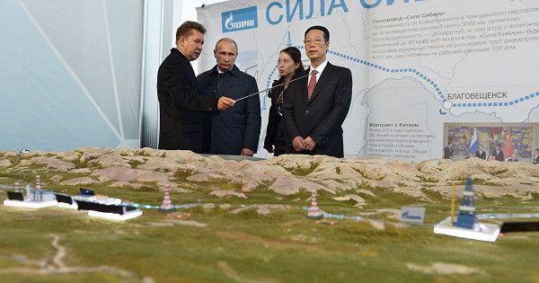 IRIS (Франция): «Сила Сибири»— шагкдоминированию российского газа?