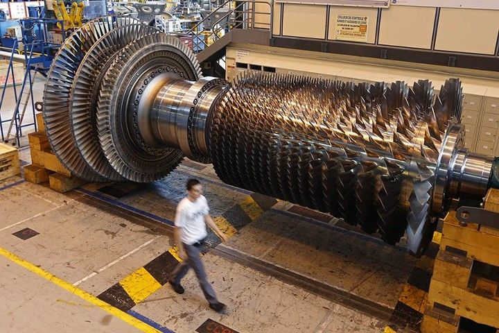 «Силовые машины» выиграли субсидию для создания мощных газовых турбин