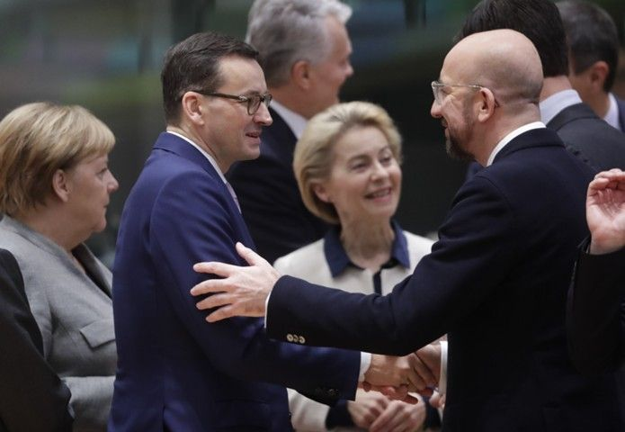 Лидеры ЕС согласовали климатическую цель на 2050 год