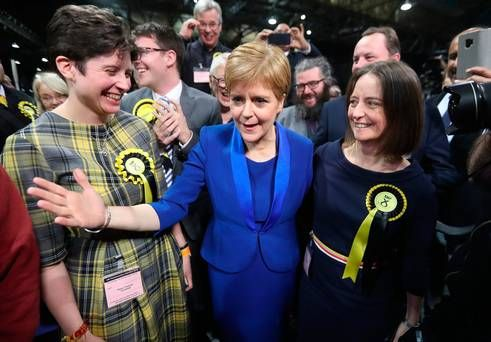How UK election results bring Scottish independence and Irish unity to the fore