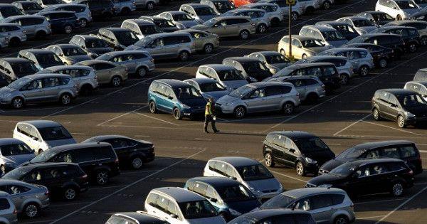 Импорт легковых автомобилей вянваре-октябре вырос на4%