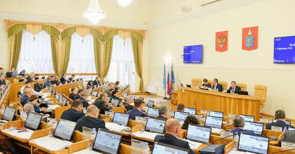 ВДуме рассмотрели законопроекты обюджете