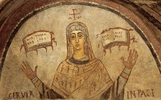 Women bishops were active in fifth century