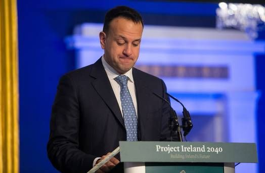 Varadkar 'rallies the troops' as Fine Gael get ready for snap poll in wake of UK election