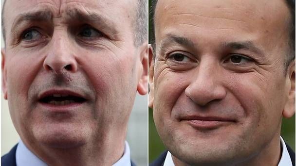 Fianna Fáil leader Martin rules out going into government with Fine Gael