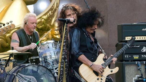 Judge rejects Joey Kramer's bid to rejoin band for Grammys
