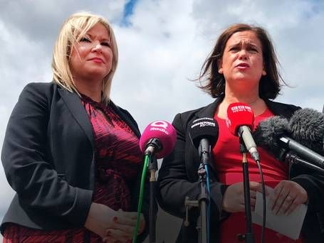 Mairia Cahill: 'Want to see what SF would do? Look north'