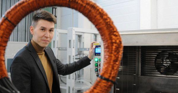 Столичная компания признана лидером российской энергетики