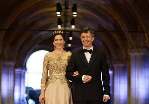 Denmark's Crown Princess Mary and Crown Prince Frederik criticised for income on 'secret' Swiss ski lodge