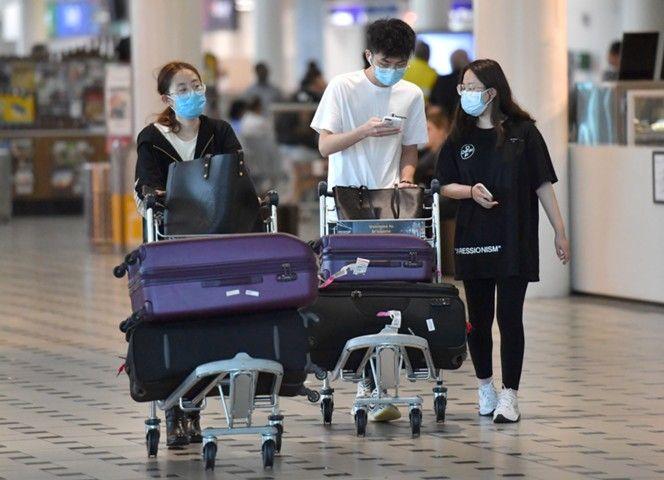 США хочет запретить все рейсы из Китая