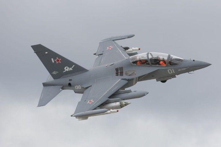 Россия и Вьетнам заключили контракт на поставку истребителей Як-130