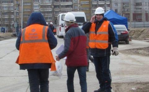 Объем строительных работ вНижегородской области вырос на17,4%