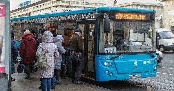 Производители автобусов подали всуднаМосгортранс